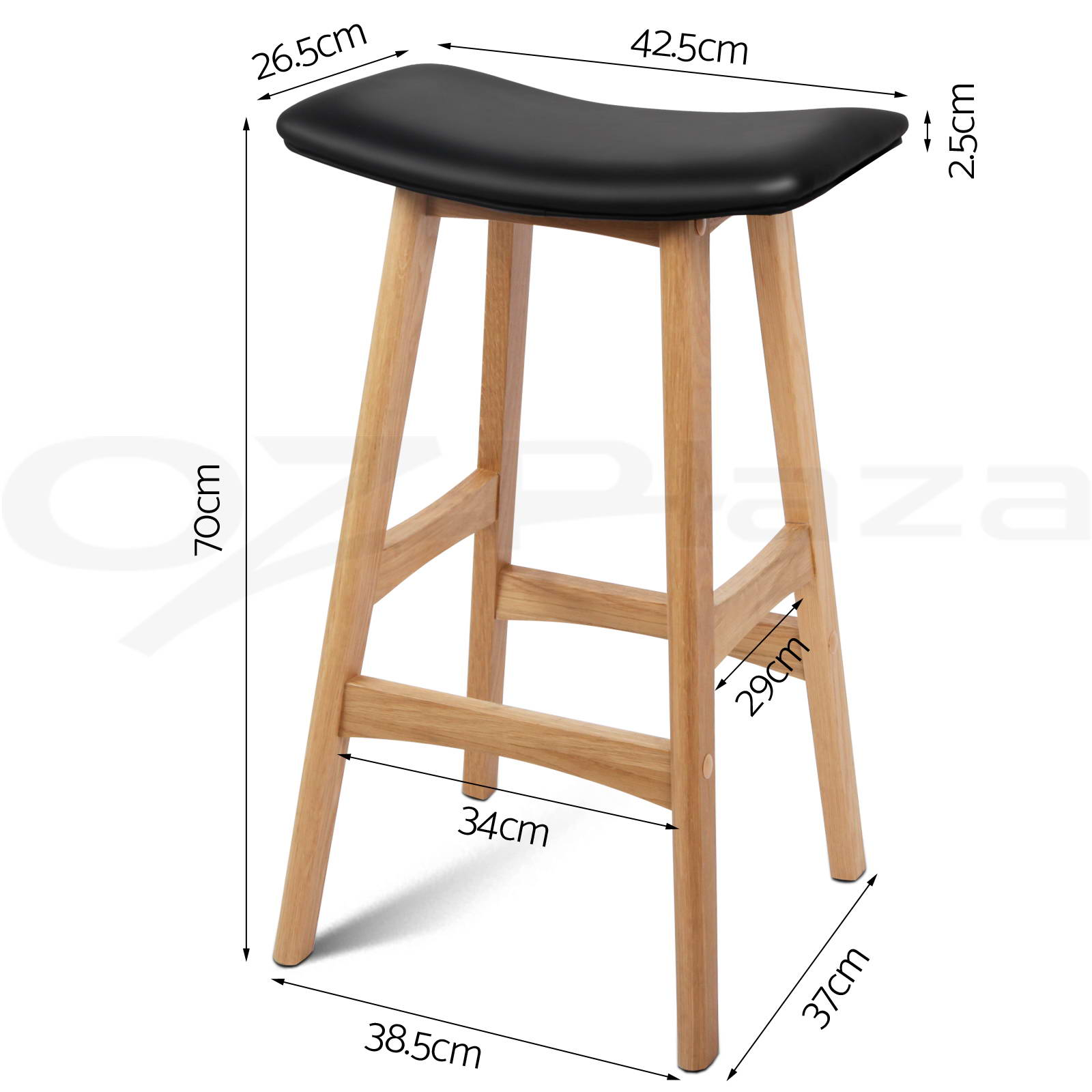 wooden bar stools with padded seats 28 images wooden  : BA F 3629 BKX2 P11 from wallpapersist.com size 1600 x 1600 jpeg 159kB