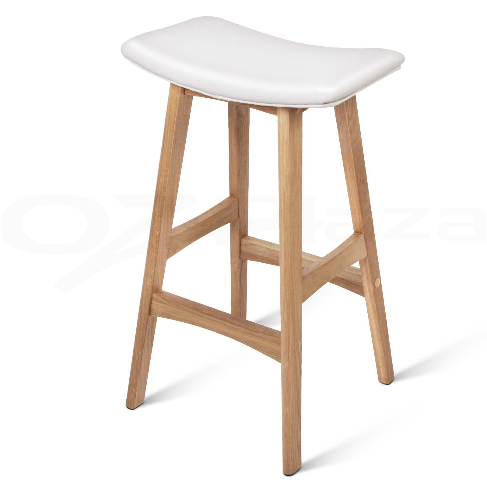 4x Oak Wood Bar Stools Wooden Dining Chairs Kitchen Side  : BA F 3629 WHX4 P09 from www.ebay.com.au size 1600 x 1600 jpeg 131kB